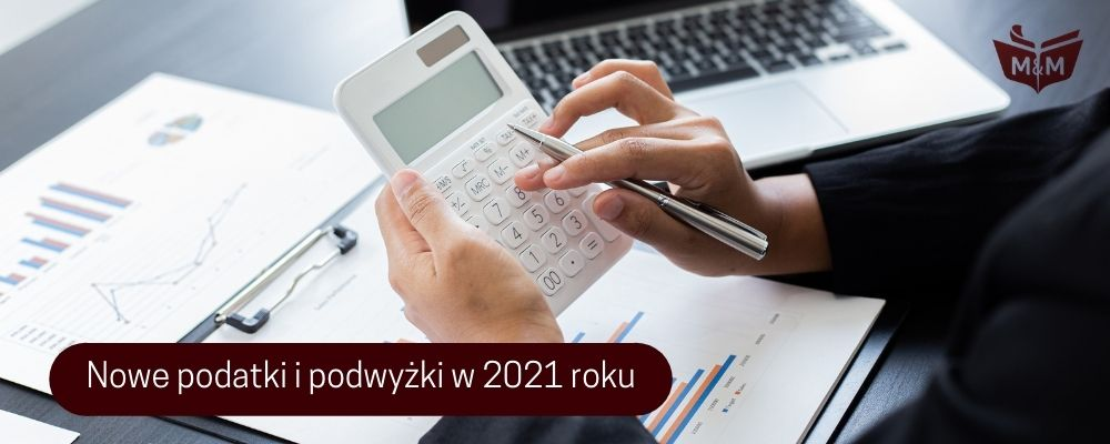 Nowe podatki (2021)