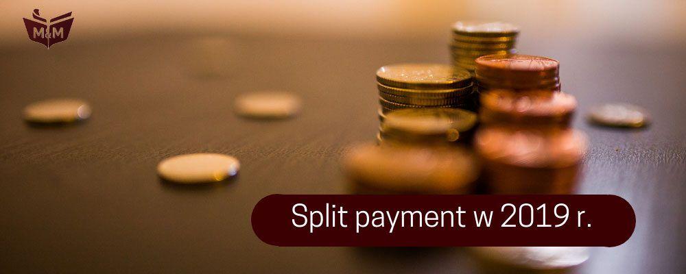 Split payment 2019
