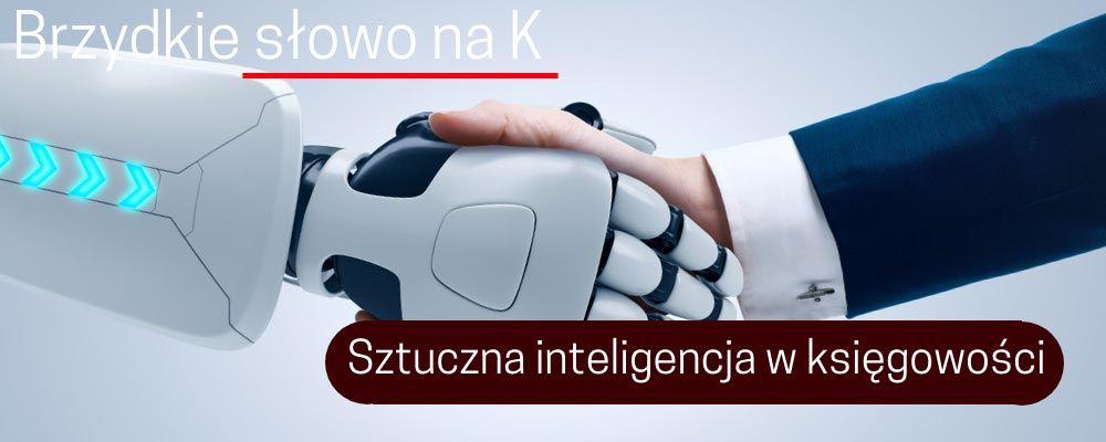 Sztuczna inteligencja w księgowości