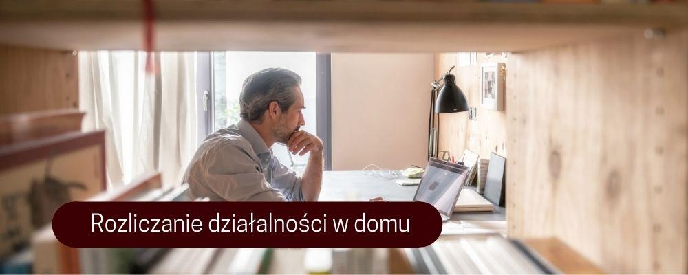 działalność gospodarcza w domu
